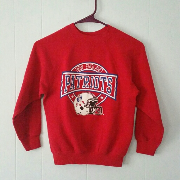 Vintage Other - Vintage Patriots Sweatshirt kids youth boys